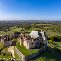 chateau de Biron / Biron castle