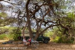 réserve de Samburu / Samburu game reserve